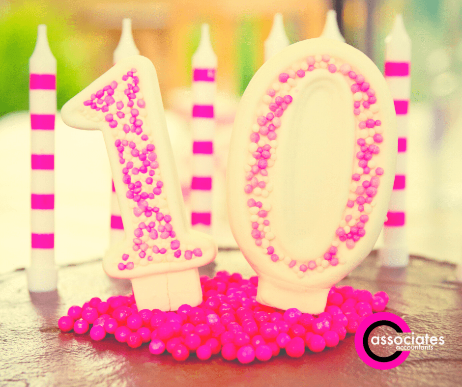 10 Years of CC Associates… and we missed it!